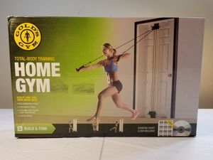 Golds Gym Home Gym for Sale in Oakton, VA