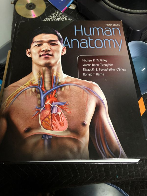 Anatomy Physiology Book Patton Thibodeau For Sale In Anaheim Ca