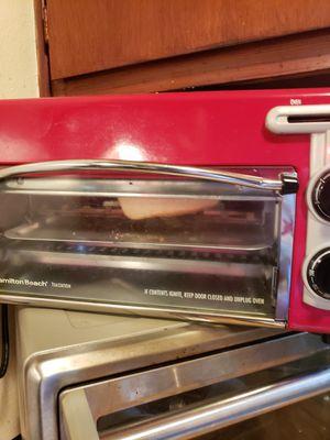 Photo Hamilton Beach Toastation Toaster & Toaster Oven in One.