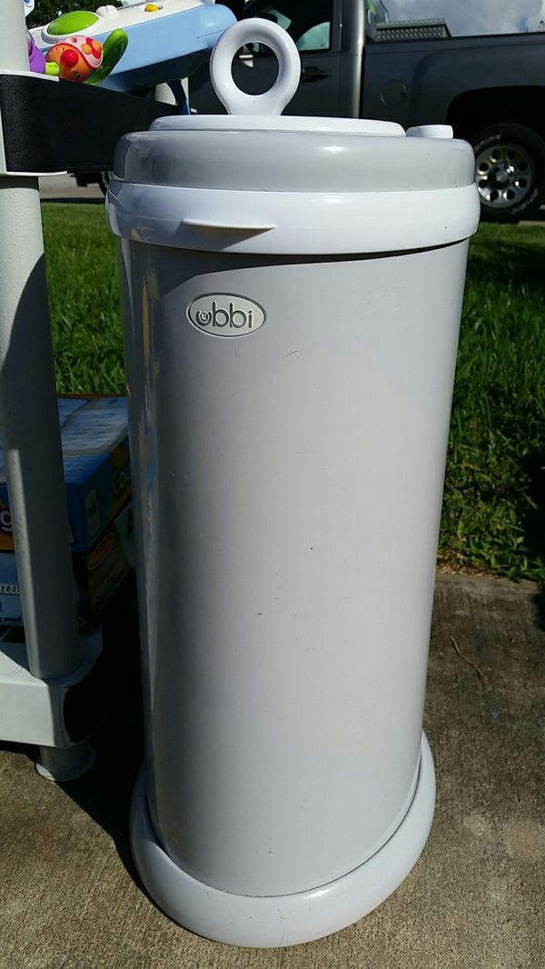Ubbi diaper pail for Sale in New Port Richey, FL - OfferUp