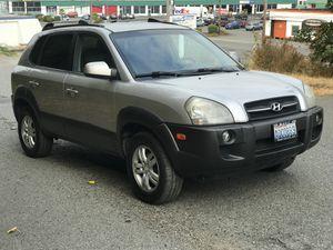 2006 Hyundai Tucson v6 4WD for Sale in Tacoma, WA