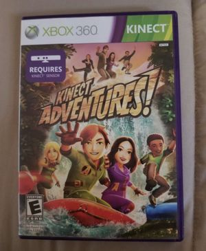 Xbox 360 Kinect Adventures game for Sale in West Covina, CA