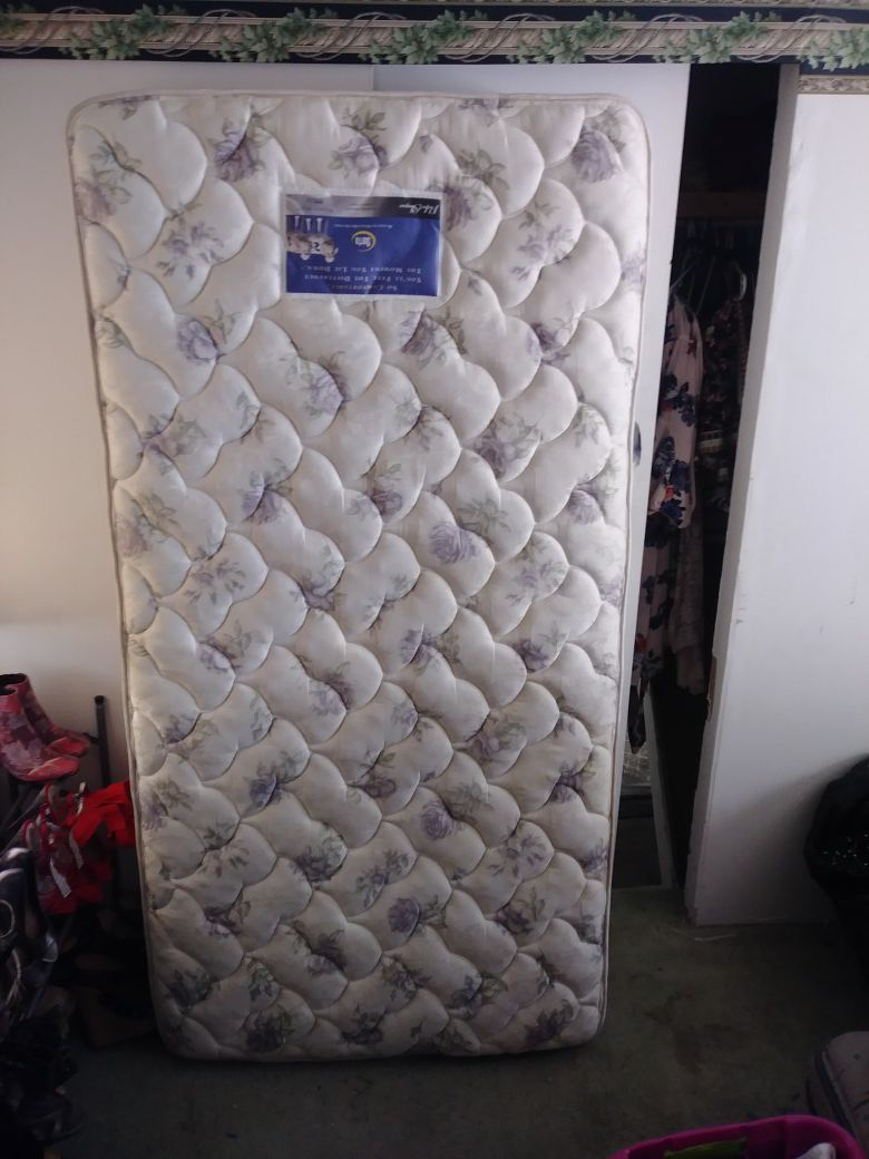 Twin serta mattress only
