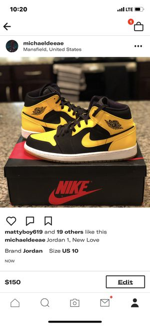 9e54a182157 New and Used Jordan 1 for Sale in Arlington, TX - OfferUp