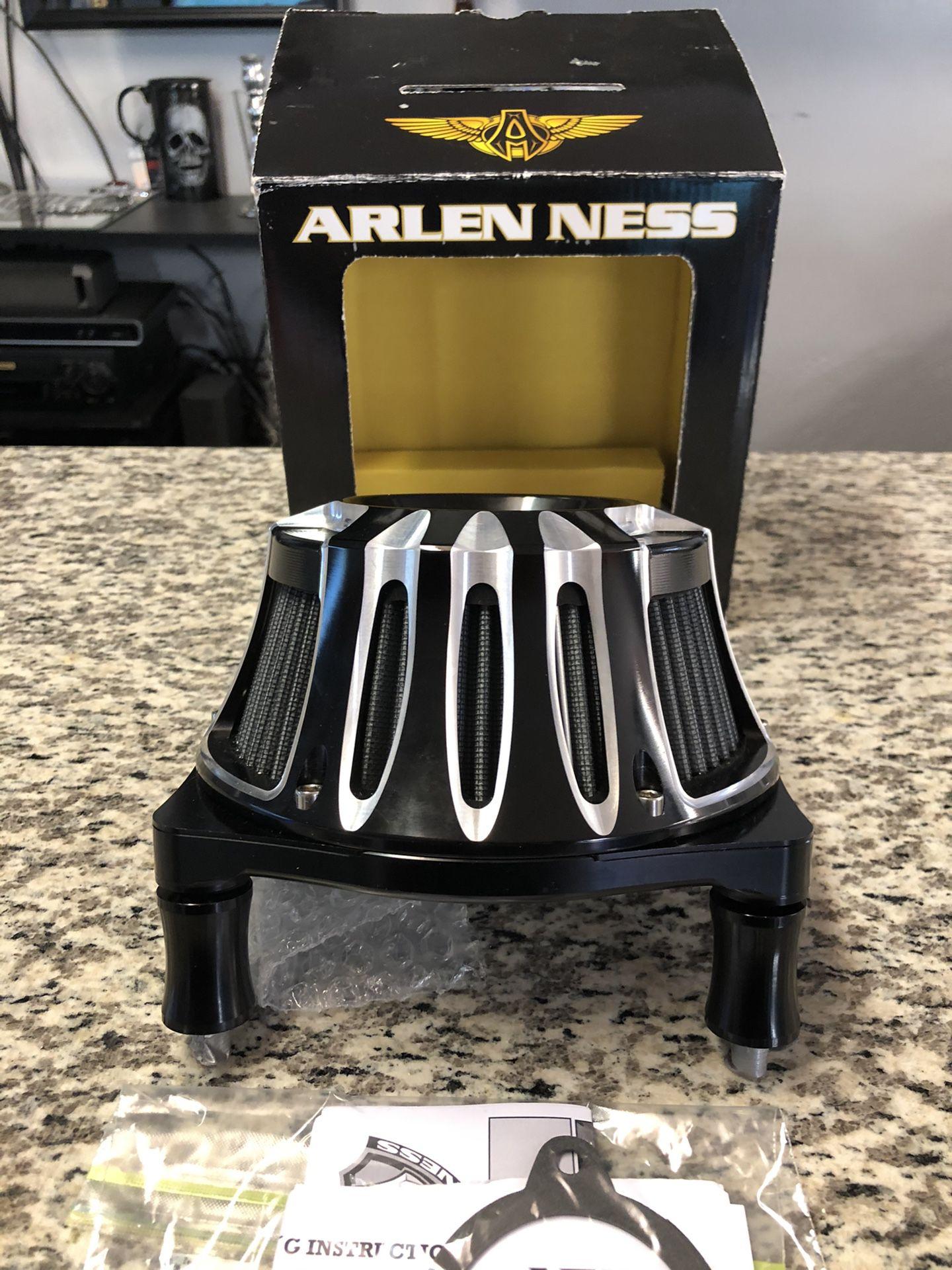 Photo Harley Air Cleaner Kit Arlen Ness