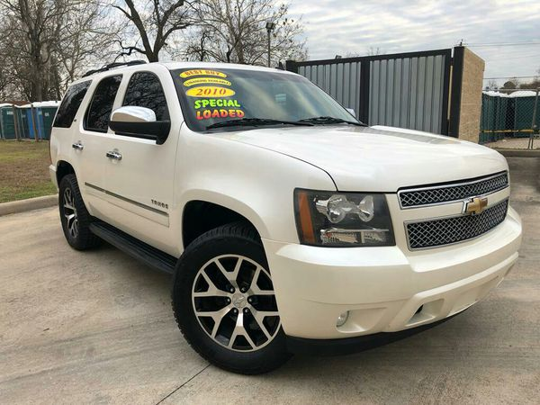 2010 Chevy Tahoe For Sale In Houston Tx Offerup