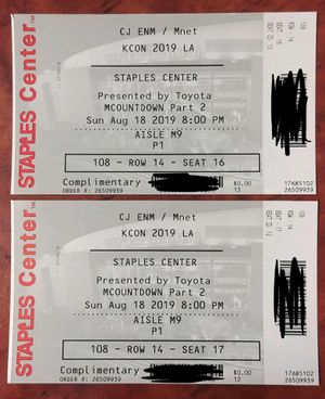 New and Used Tickets for Sale in Cudahy, CA - OfferUp