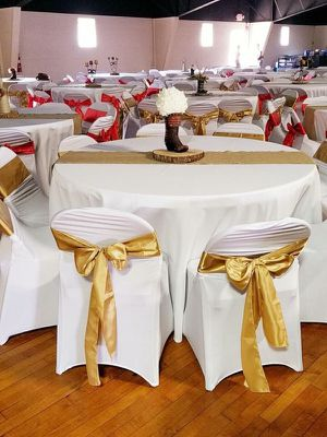 Rustic Linens for Wedding and Events for Sale in Dallas, TX