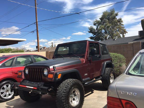 2003 Jeep Wrangler for Sale in Scottsdale, AZ - OfferUp