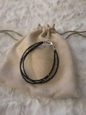 6 1/2 inch Black Spinal Bracelet. for Sale in Frederick, MD