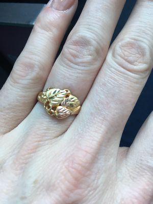 Black Hills Gold ring for Sale in Denver, CO