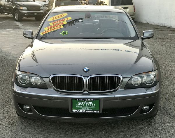 2006 Bmw 7series 750i V8 For Sale In Modesto Ca Offerup