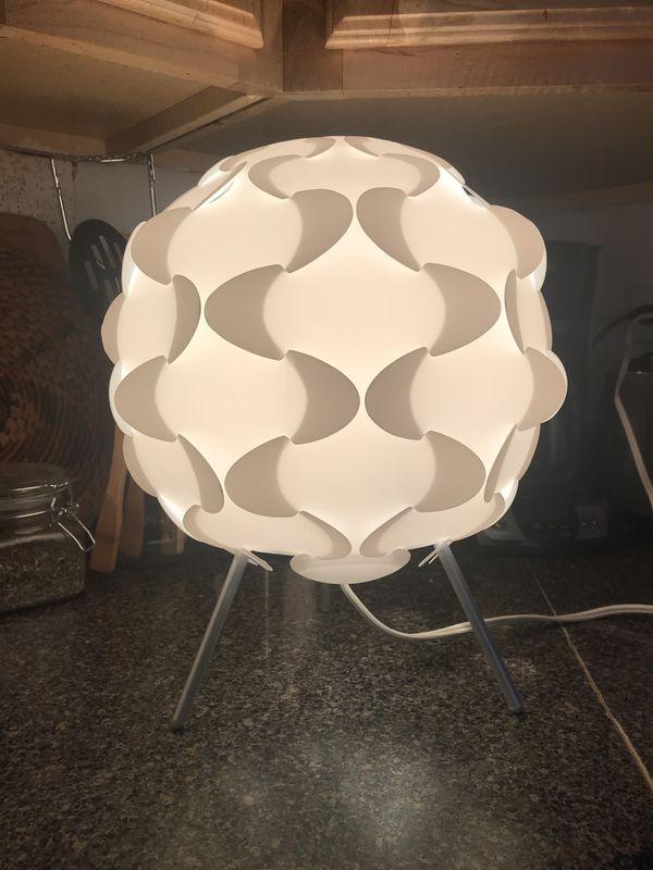 Ikea Fillsta Puzzle Lamp For Sale In Evanston Il Offerup