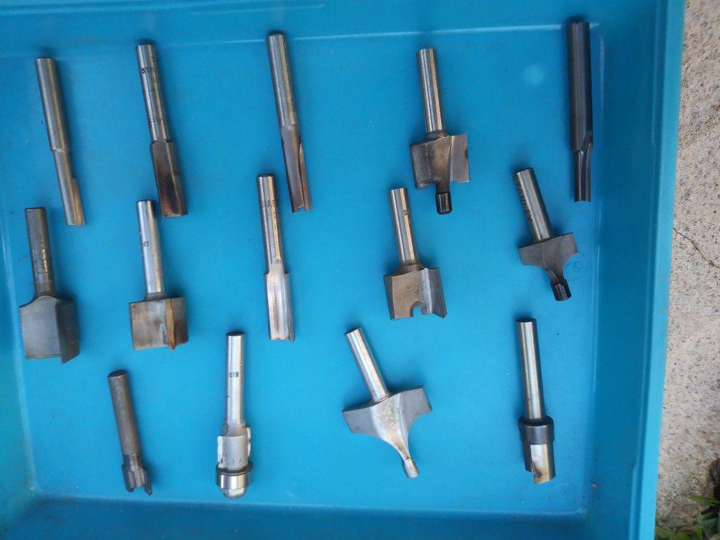 Rotor bits