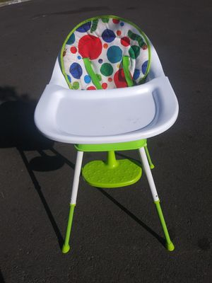 Hungry Little Caterpillar High Chair and Stool for Sale in Costa Mesa, CA