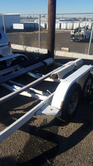20' dual axle boat trailer for Sale in Denver, CO