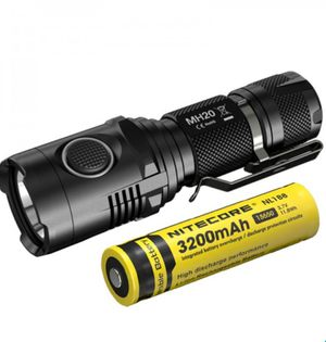 MH20 HIGH END FLASHLIGHT for Sale in Covington, GA