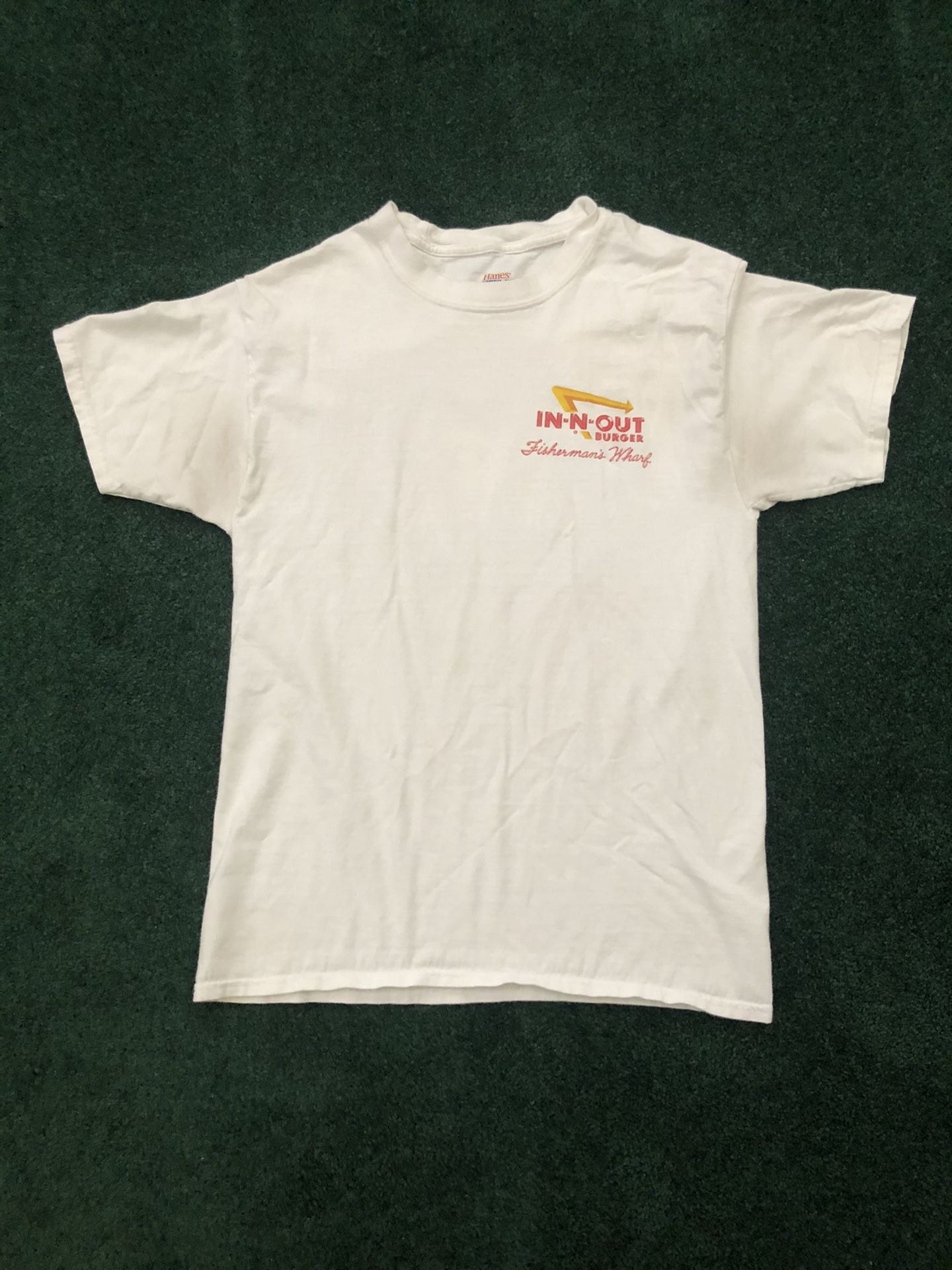 Vintage In N Out Shirt