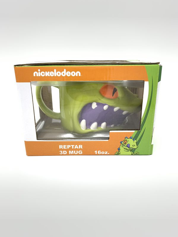 Nickelodeon Rugrats Dinosaur Reptar Mug