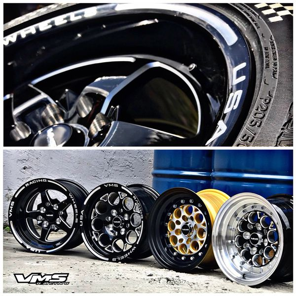 VMS RACING WHEELS ALL IN STOCK!!!! For Sale In Opa-locka