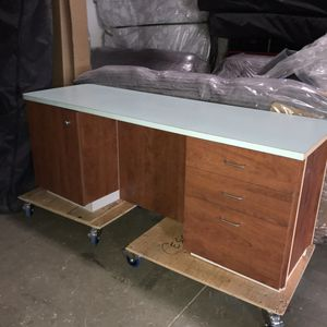 Desk - counter top utility room storage for Sale in Dulles, VA