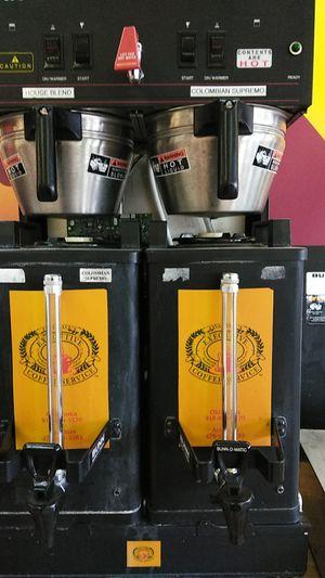 Used, Bunn dual coffee machine for sale  Tulsa, OK