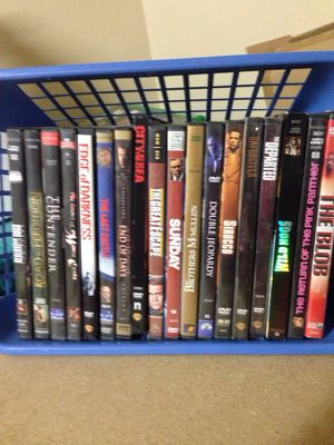 DVD collection for Sale in Phoenix, AZ
