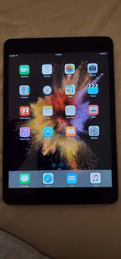 iPad Mini iCloud is Clean