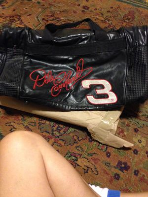 Dale Earnhardt carry on bag for Sale in Austin, TX