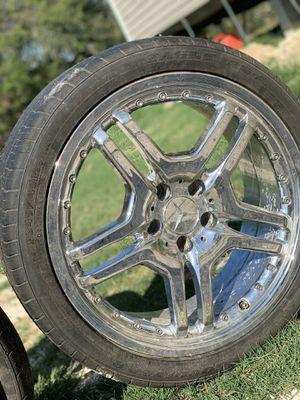Photo Mercedes wheels r19