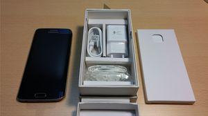 Samsung Galaxy S6 edge - Factory Unlocked - Comes w/ Box + Accessories & 1 Month Warranty for Sale in Falls Church, VA