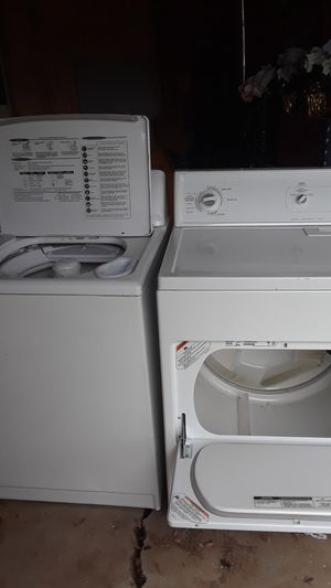 Kenmore washer and dryer for Sale in Irving, TX