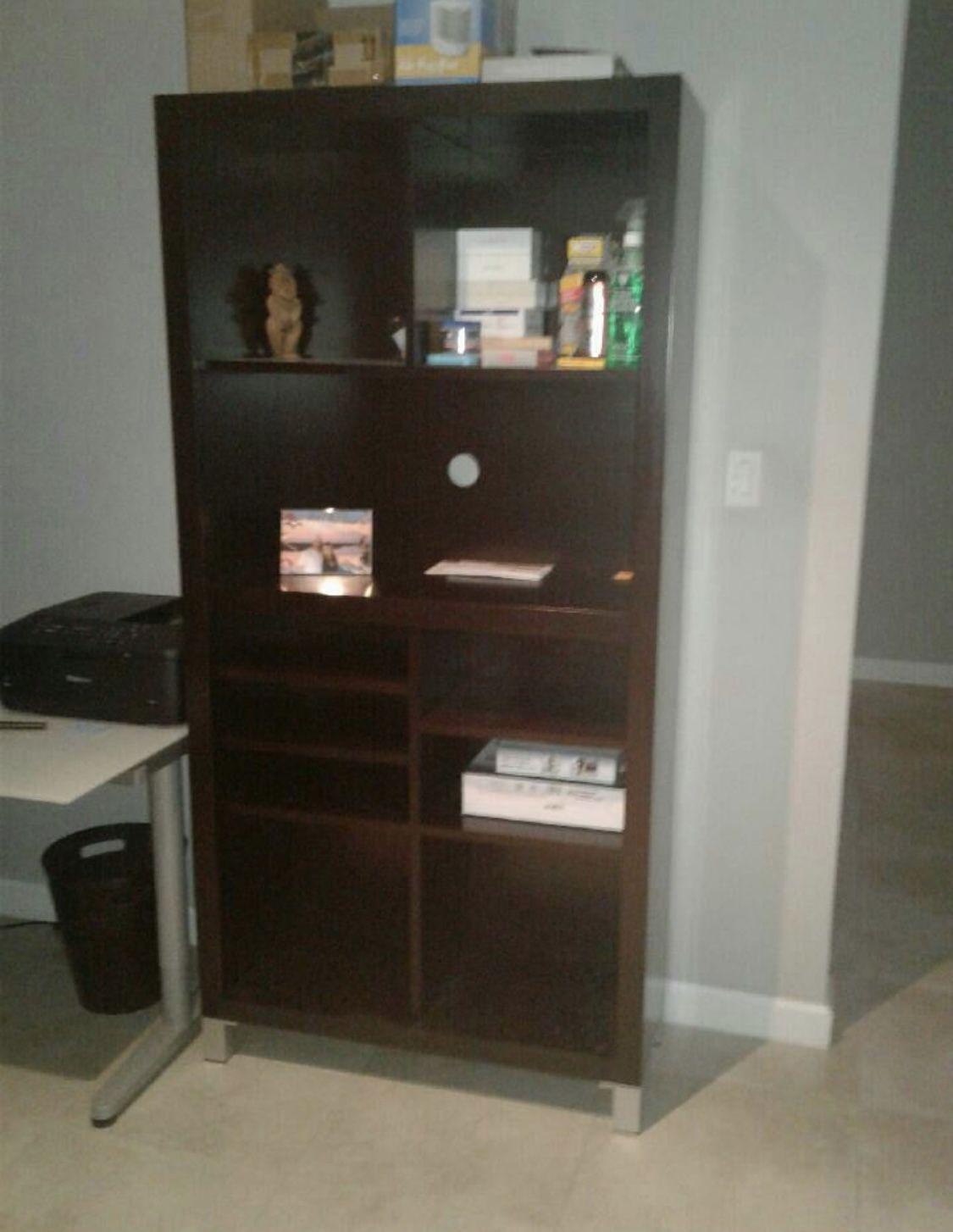 CB2 - Wall Unit - Bookcase - Shelves