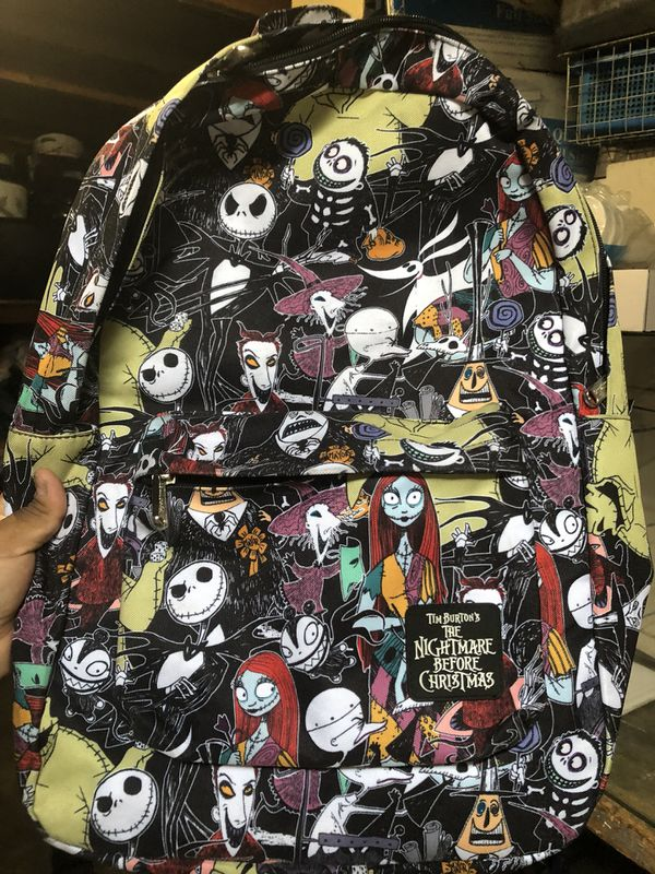 loungefly the nightmare before christmas backpack for sale in huntington park ca offerup - The Nightmare Before Christmas Backpack