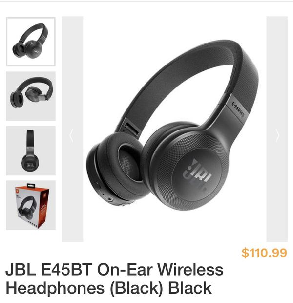 d25589a0aed New and Used Jbl wireless headphones for Sale in Oakland, CA - OfferUp
