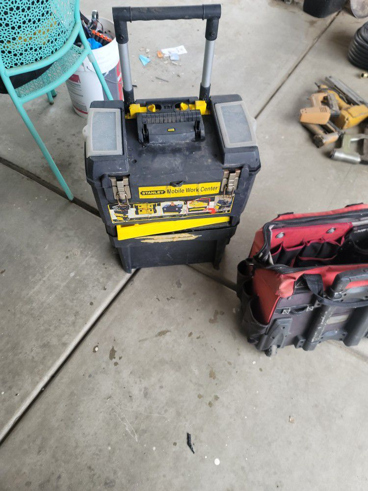 tools boxes