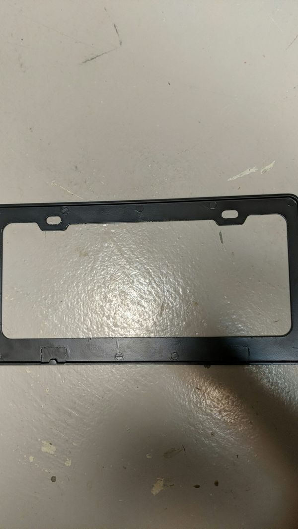 Funny license plate frame for Sale in Broomfield, CO - OfferUp
