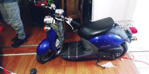 Photo Yamaha Vino 50cc