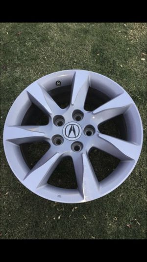 Acura TL Rims For Sale In Bakersfield CA OfferUp - Acura tl rims for sale