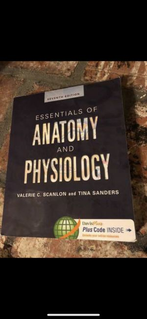 Clovis Adult Anatomy and Physiology textbook for Sale in