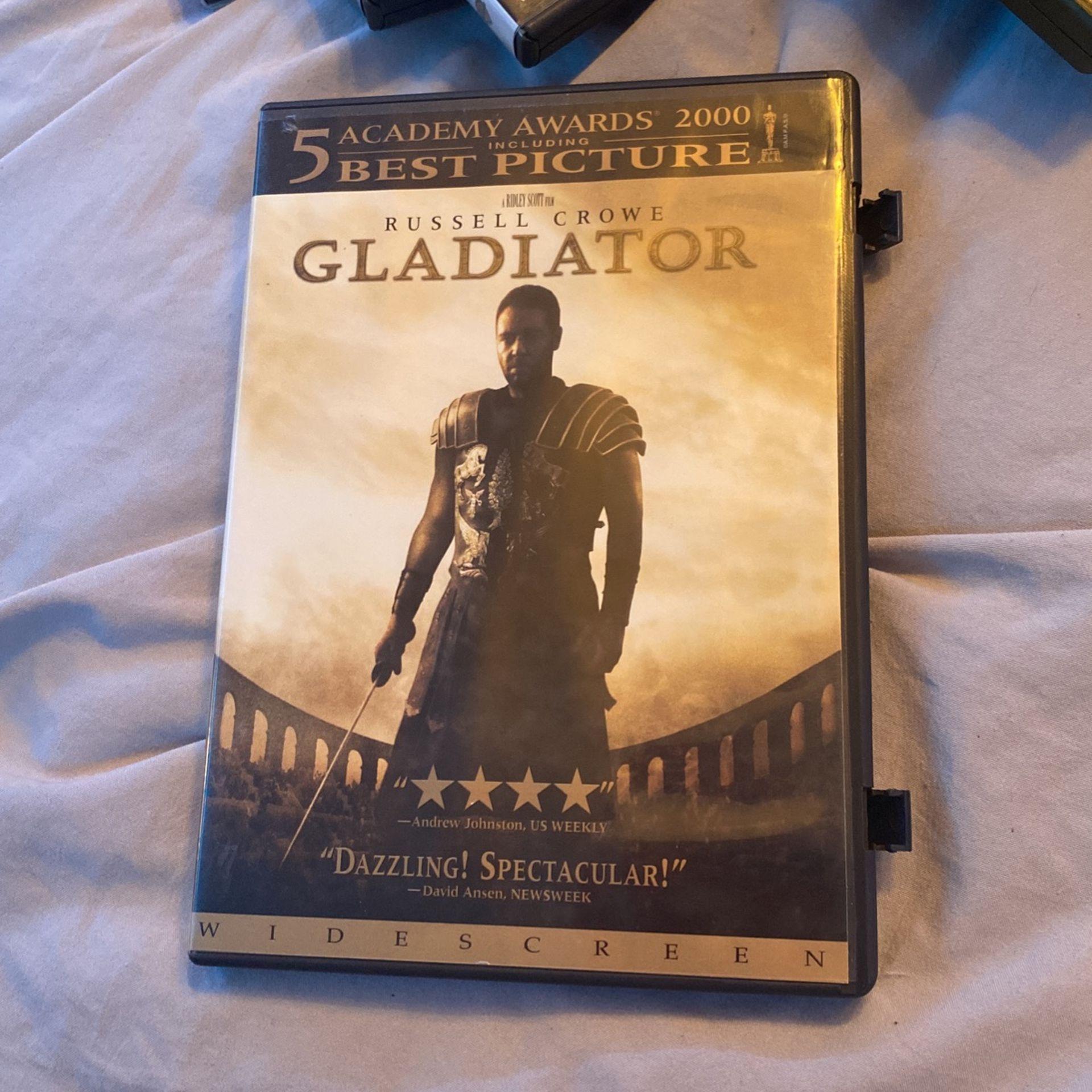 Gladiator widescreen
