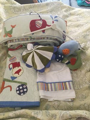 Pottery Barn Kids baby bedding set for Sale in Olney, MD