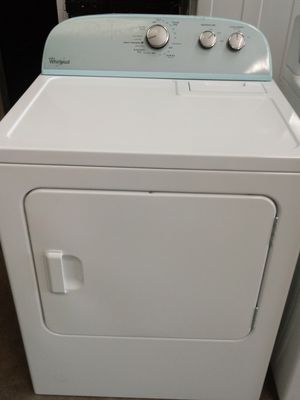 Whirlpool dryer like new with warranty for Sale in Fresno, CA