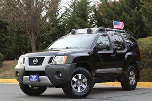 2011 Nissan Xterra Pro-4X 121200 miles! Financing and Warranty for Sale in Alexandria, VA