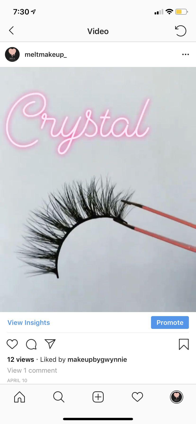 Eyelashes 💗✨