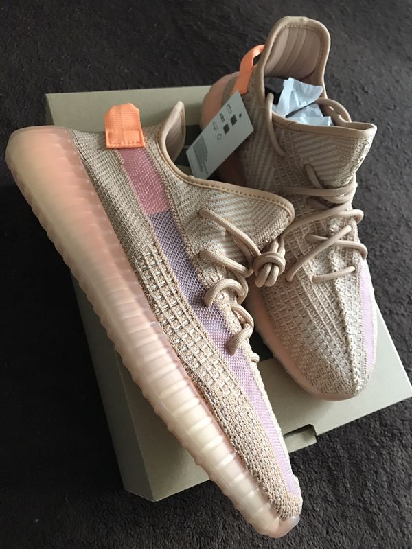 68bd88128 Adidas Yeezy 350 V2 Clay Size 9.5 for Sale in North Lauderdale