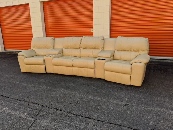 Haverty S Reclining Sectional Sofa For Sale In Atlanta Ga