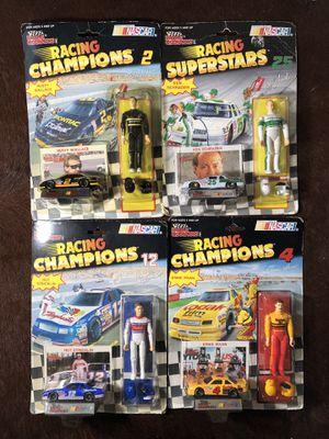 Vintage 1992 NASCAR Racing Superstars action figure collectibles for Sale in Longwood, FL