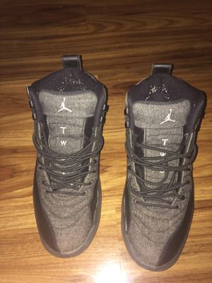 Retro Jordan Wool 12's for Sale in Temple Hills, MD