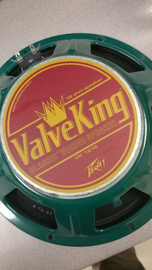 "Valve king speaker 75W 12"" never used for Sale in Gambrills, MD"